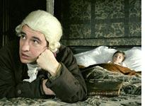 Steve Coogan in Tristram Shandy: A Cock & Bull Story. Click image to expand.