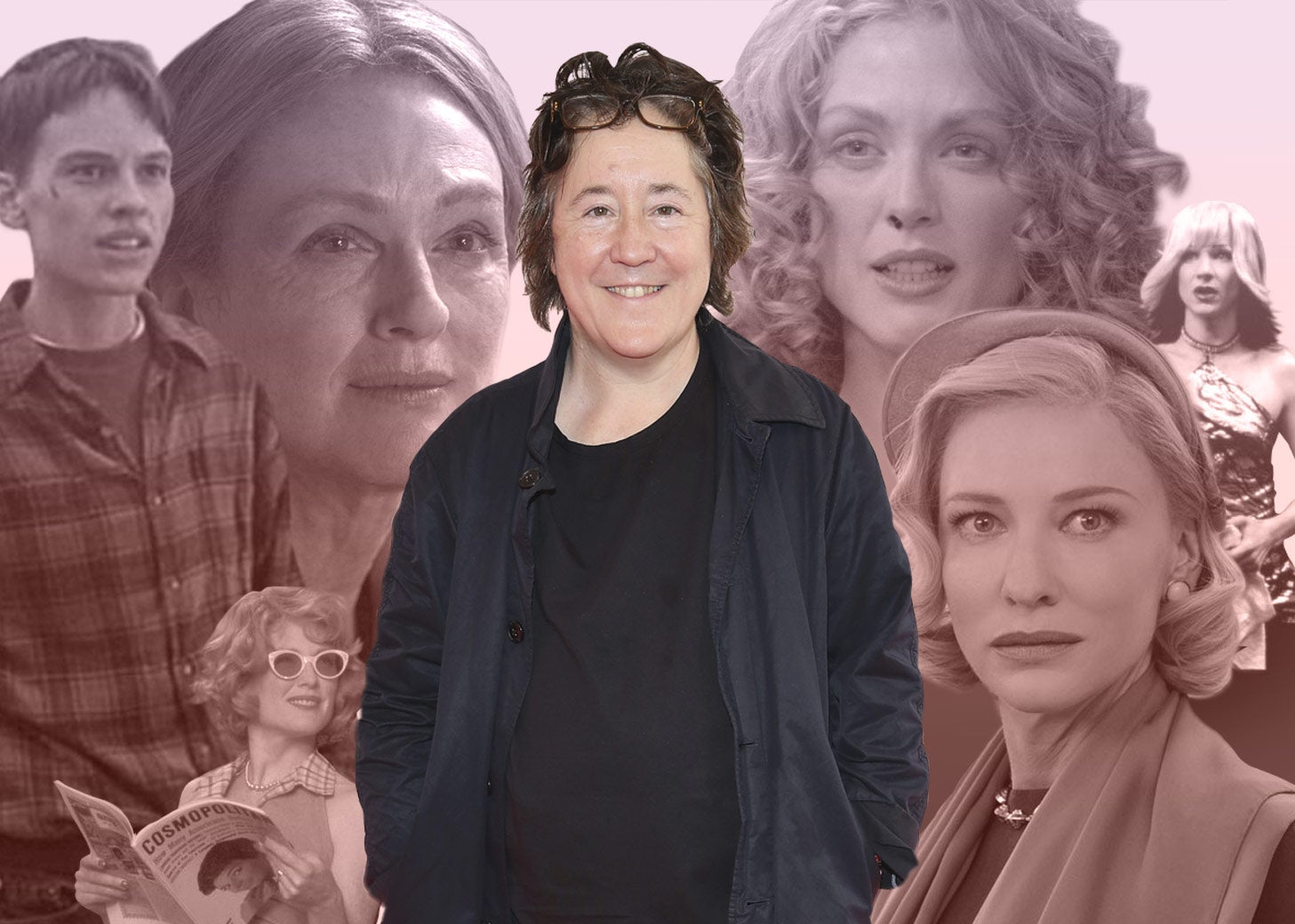 Christine Vachon's films—from Boys Don't Cry to Hedwig and the Angry Inch to Carol to her new film Wonderstruck—center on the kind of protagonists rarely if ever found in mainstream Hollywood cinema.