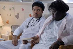 """Gabourey Sidibe as Claireece """"Precious""""."""