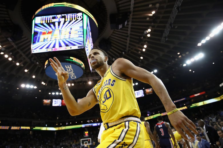 167729000fb6 The 2018–19 Golden State Warriors remembered how to have fun.