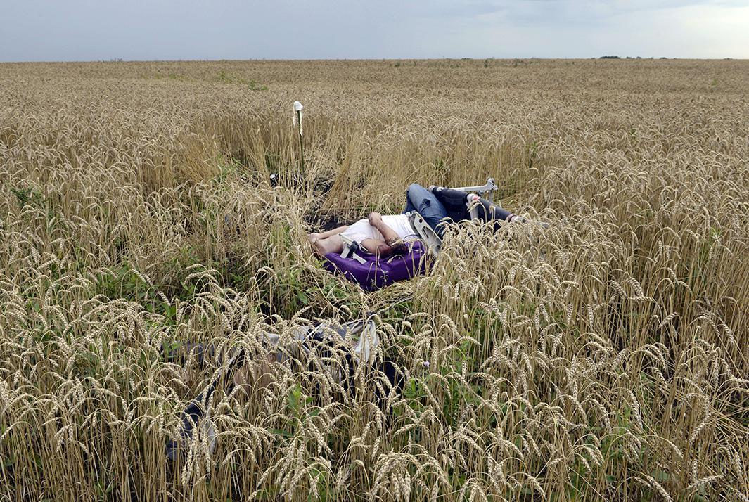 July 19, 2014: Grabove, Ukraine