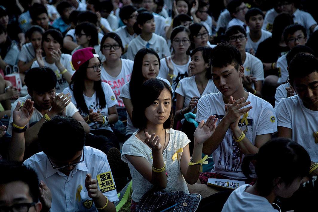 Hong Kong: September 26, 2014