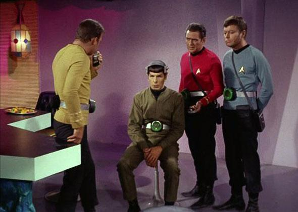Star Trek (1966).