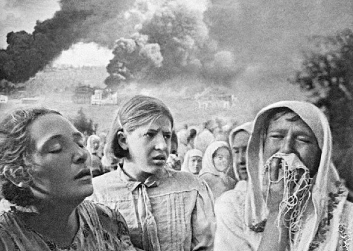 Holocaust history misunderstood: It has provided moral cover for the wars in Iraq and Ukraine.