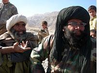 Naiz Mohammad (in sunglasses and black turban). Click image to expand.