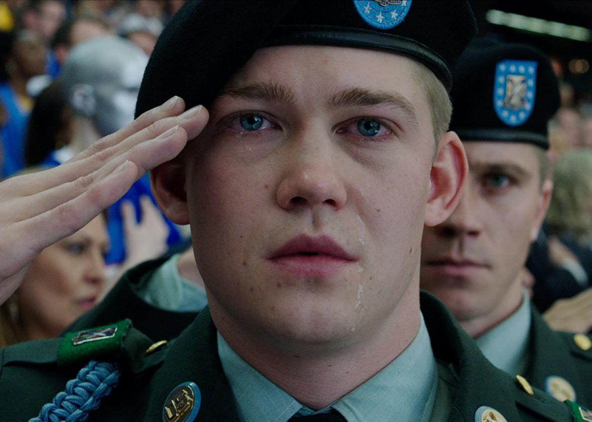 Ang Lee's Billy Lynn's Long Halftime Walk