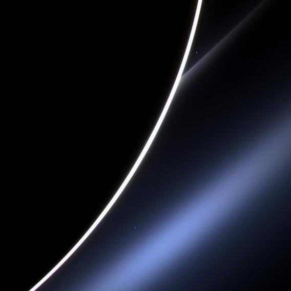 Venus as seen by Cassini spacecraft