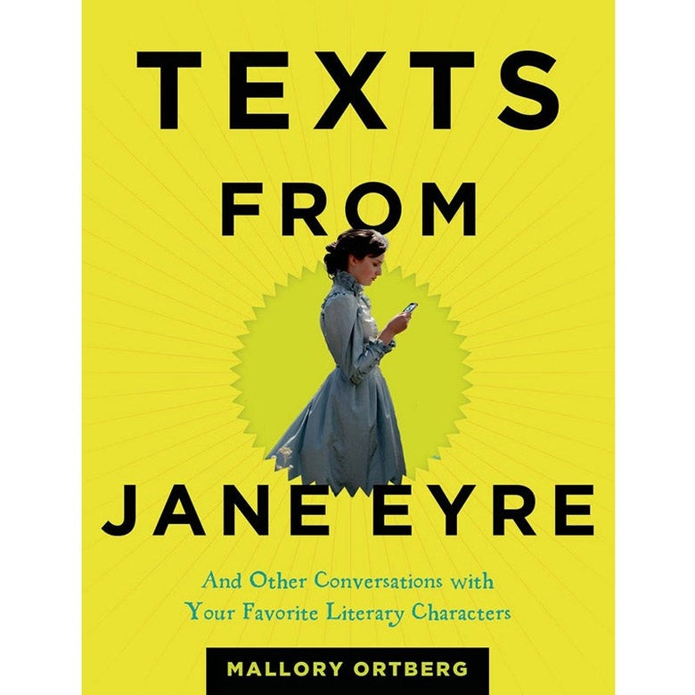 Texts From Jane Eyre cover