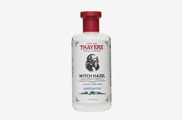 Thayer's Alcohol-Free Witch Hazel Toner With Aloe Vera.