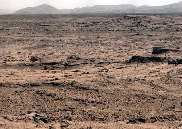 Mars service images NASA Mars rover Curiosity