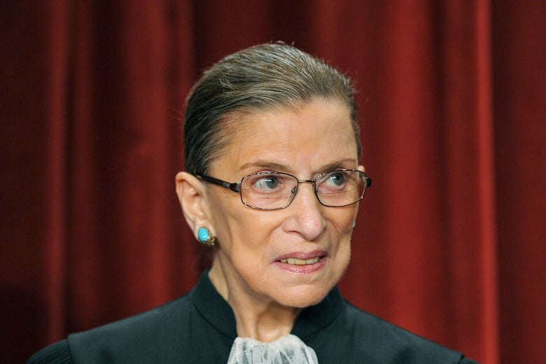 What Ruth Bader Ginsburg would want America to do now.