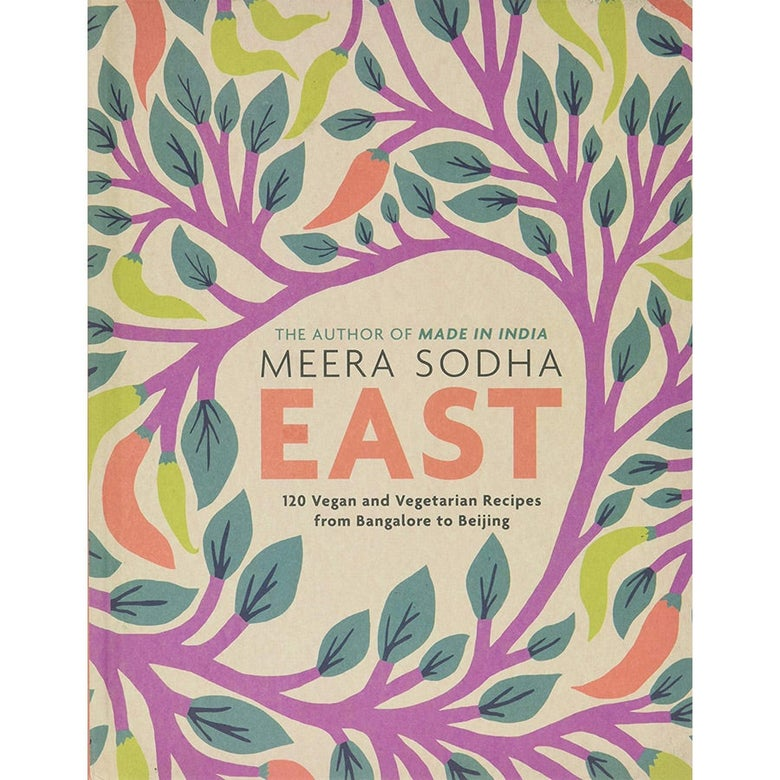 East book cover