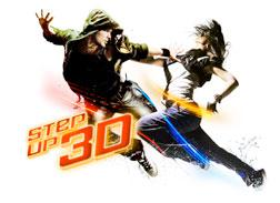 """Step Up 3D""."
