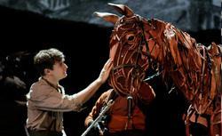 Seth Numrich in War Horse