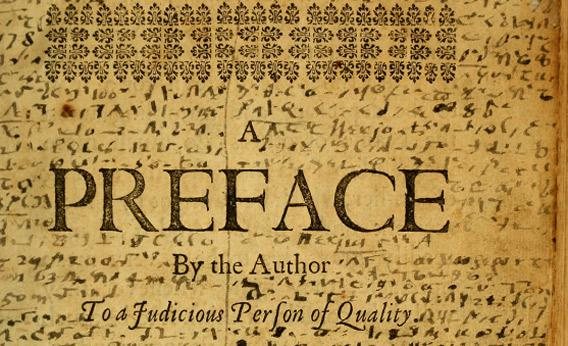"""Roger Williams' last known theological work lurking in the margins of an old book in an encrypted secret code -- """"An Essay Towards the Reconciling of Differences Among Christians."""""""