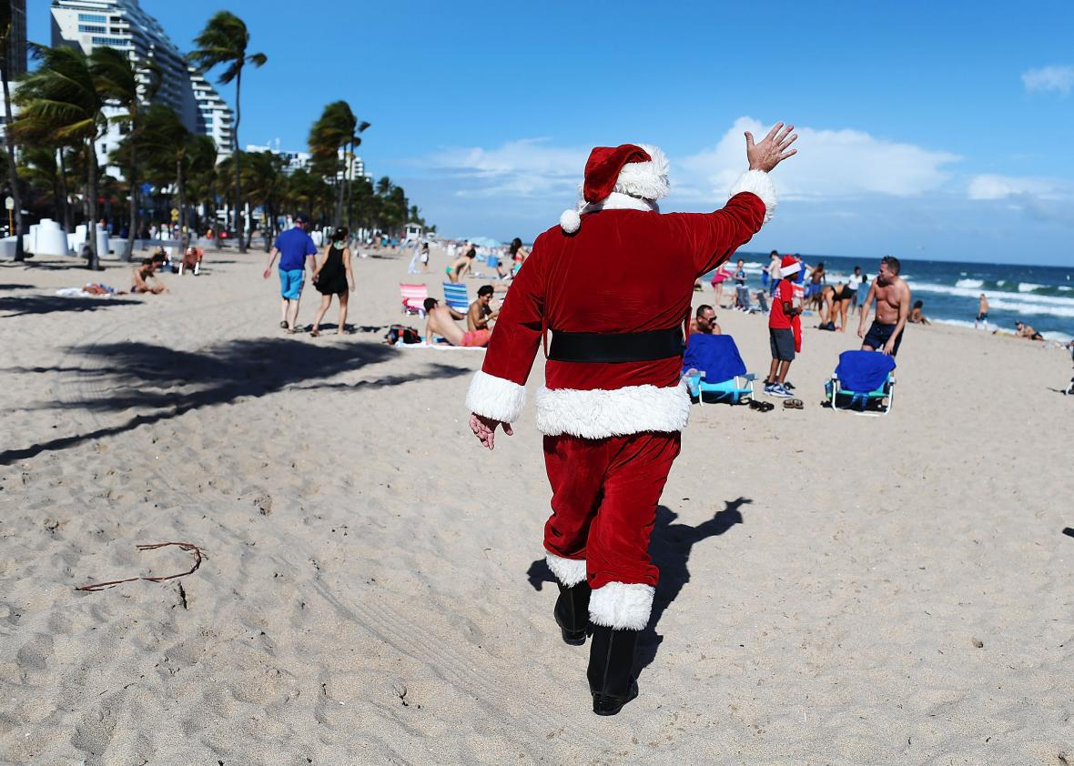 Looking For Warm Weather In All Wrong >> East Coast Weather Is Freakishly Warm This Christmas Eve