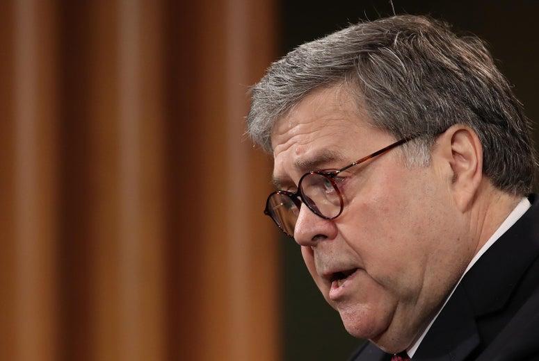 William Barr Has Failed America