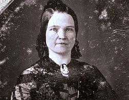 Mary Todd Lincoln. Click image to expand.