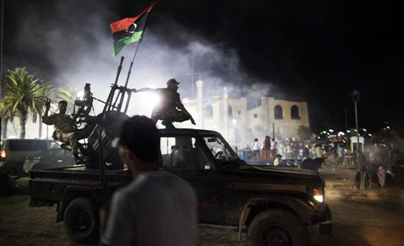 Post-Qaddafi Libya