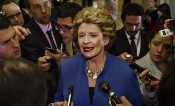 Debbie Stabenow fiscal cliff