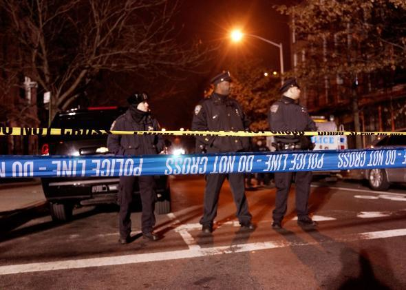 Ismaaiyl Brinsley cop killing in Brooklyn