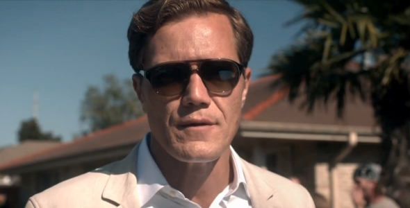 Michael Shannon in 99 Homes.