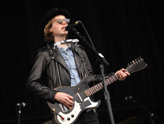 Beck at 2012 Outside Lands Music Festival - Day 1