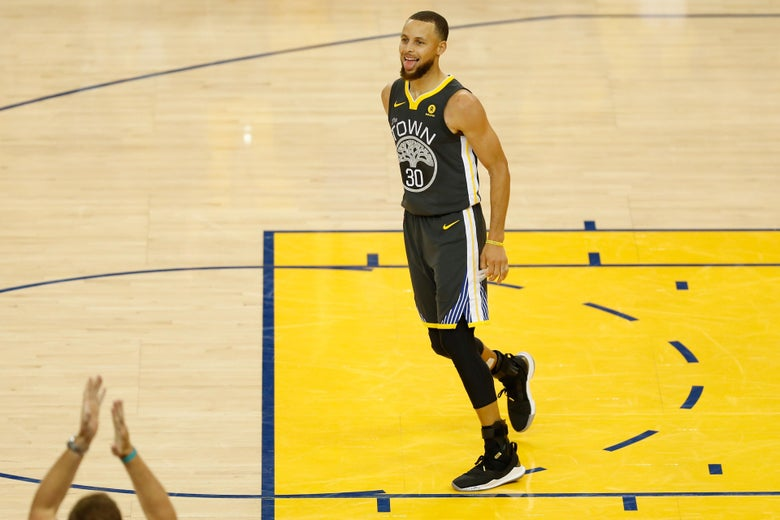 2018 NBA Finals Game 2 goes to Warriors over Cavs in a romp.