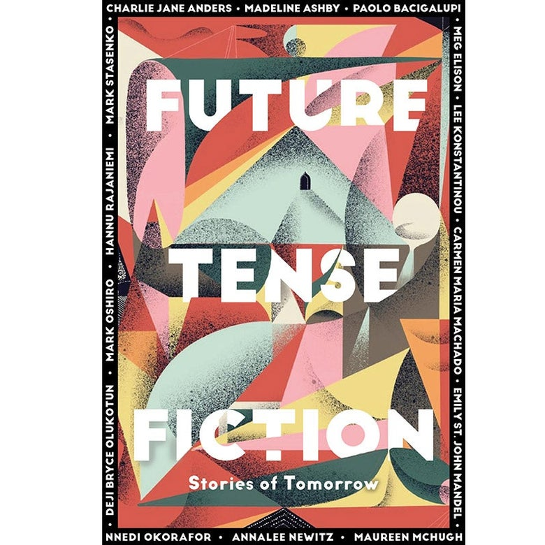 Future Tense Fiction cover