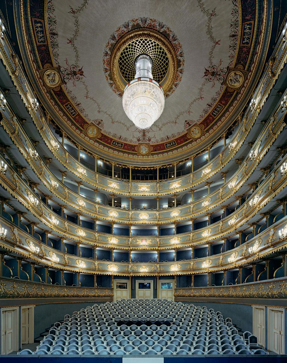 Estates Theatre, Prague, Czech Republic, 2008