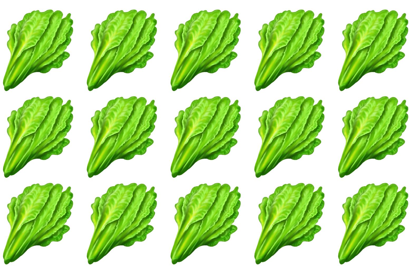 Leafy greens emojis.
