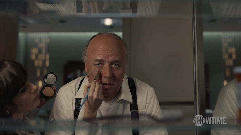 Russell Crowe Transforms Into Roger Ailes in the Teaser for Showtime's The Loudest Voice
