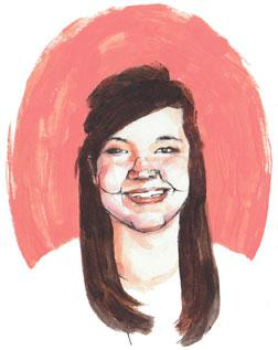 Ashley Longe, illustration by Deanna Staffo.