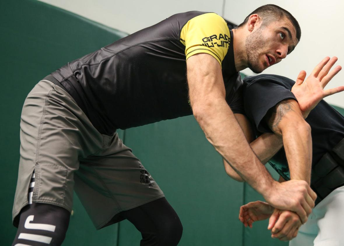 Can Mixed Martial Arts Training Make Police Less Dangerous