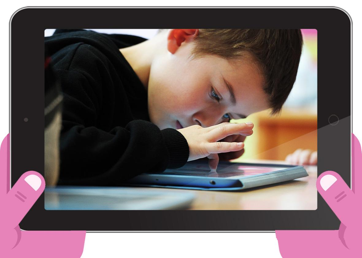 Does iPad and computer use harm kids' eyesight? What the medical research says.
