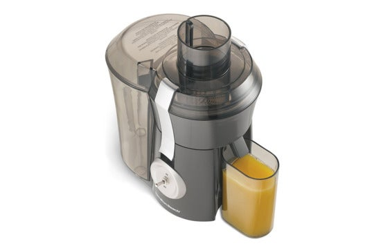 Hamilton Beach 67650A juice extractor.