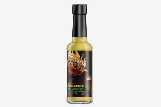 Pallotta Pineapple Jalapeño Sauce.