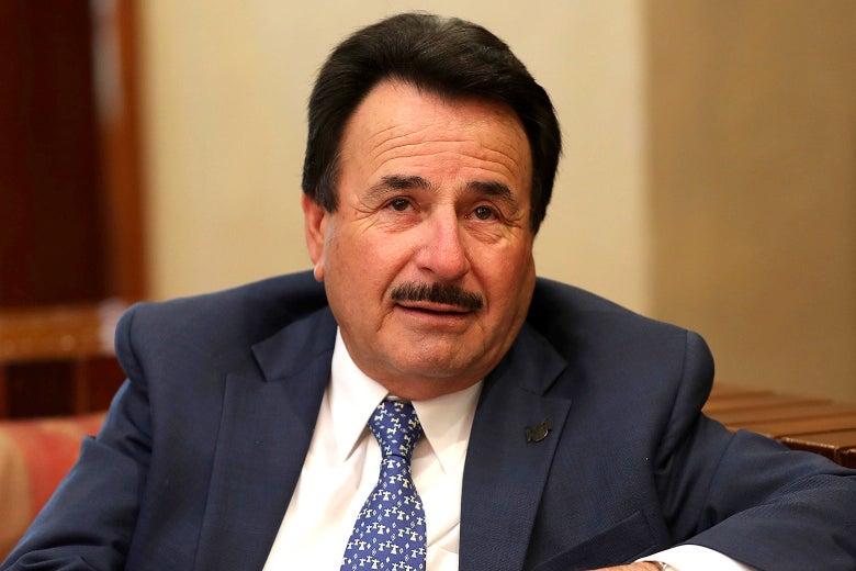 Tijuana Mayor Juan Manuel Gastélum.