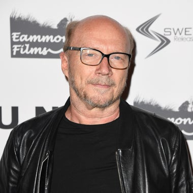 Director Paul Haggis attends the 'UNA' Premiere Screening at Sunshine Landmark Cinema on October 4, 2017 in New York City.  / AFP PHOTO / ANGELA WEISS        (Photo credit should read ANGELA WEISS/AFP/Getty Images)