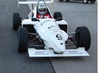 A racing car. Click image to expand