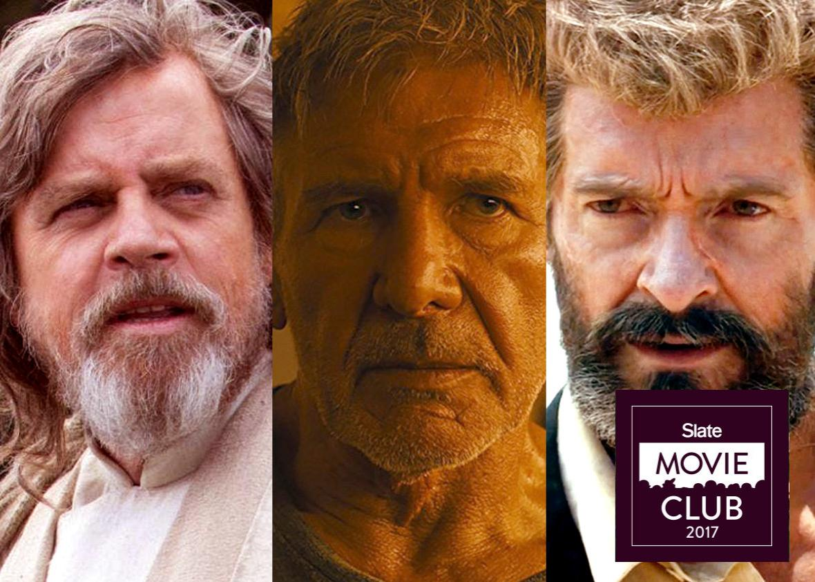 The best special effect of 2017 was natural aging