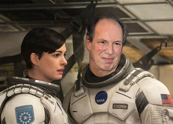 Hans Zimmer in Interstellar.
