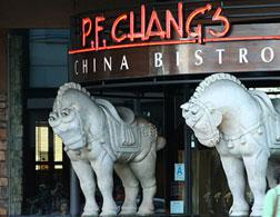 P.F. Chang's. Click on image to expand.