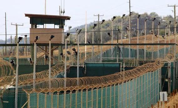 Camp Delta at the U.S. Naval Base at Guantanamo Bay, March 6, 2013.