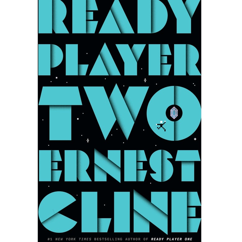 The cover of Ready Player Two.