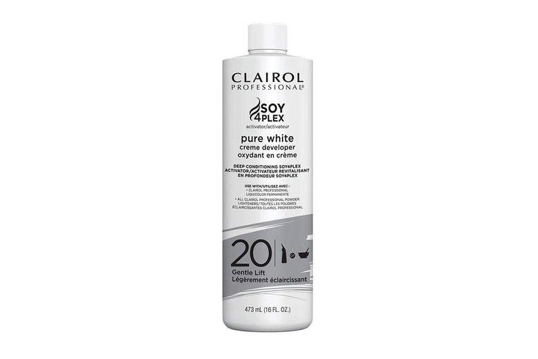 Clairol professional bottle.