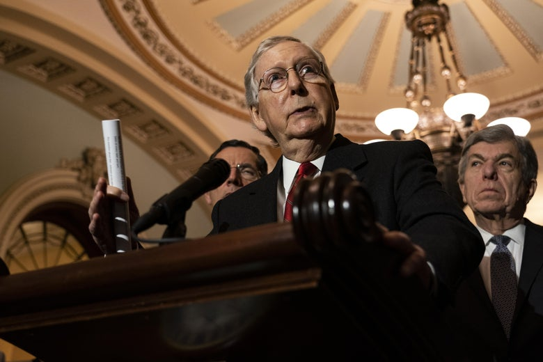 The Angle: Don't Expect the Senate to Save Our Democracy