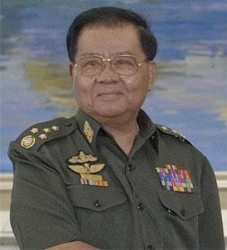 Senior General Than Shwe.