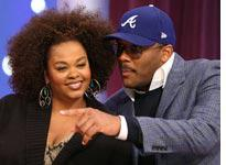 Jill Scott and Tyler Perry. Click image to expand.