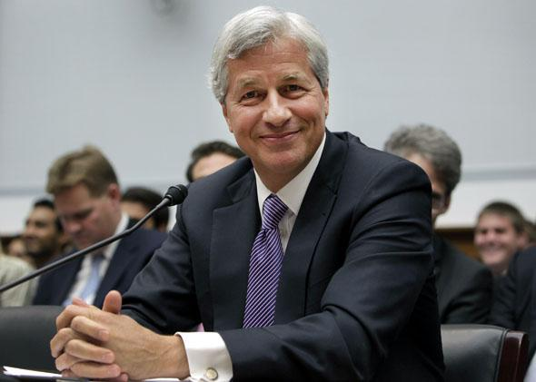 """JPMorgan Chase & Co CEO JJPMorgan is making plenty of money under CEO Jamie Dimon.amie Dimon testifies before the House Financial Services hearing on """"Examining Bank Supervision and Risk Management in Light of JPMorgan Chase's Trading Loss""""."""